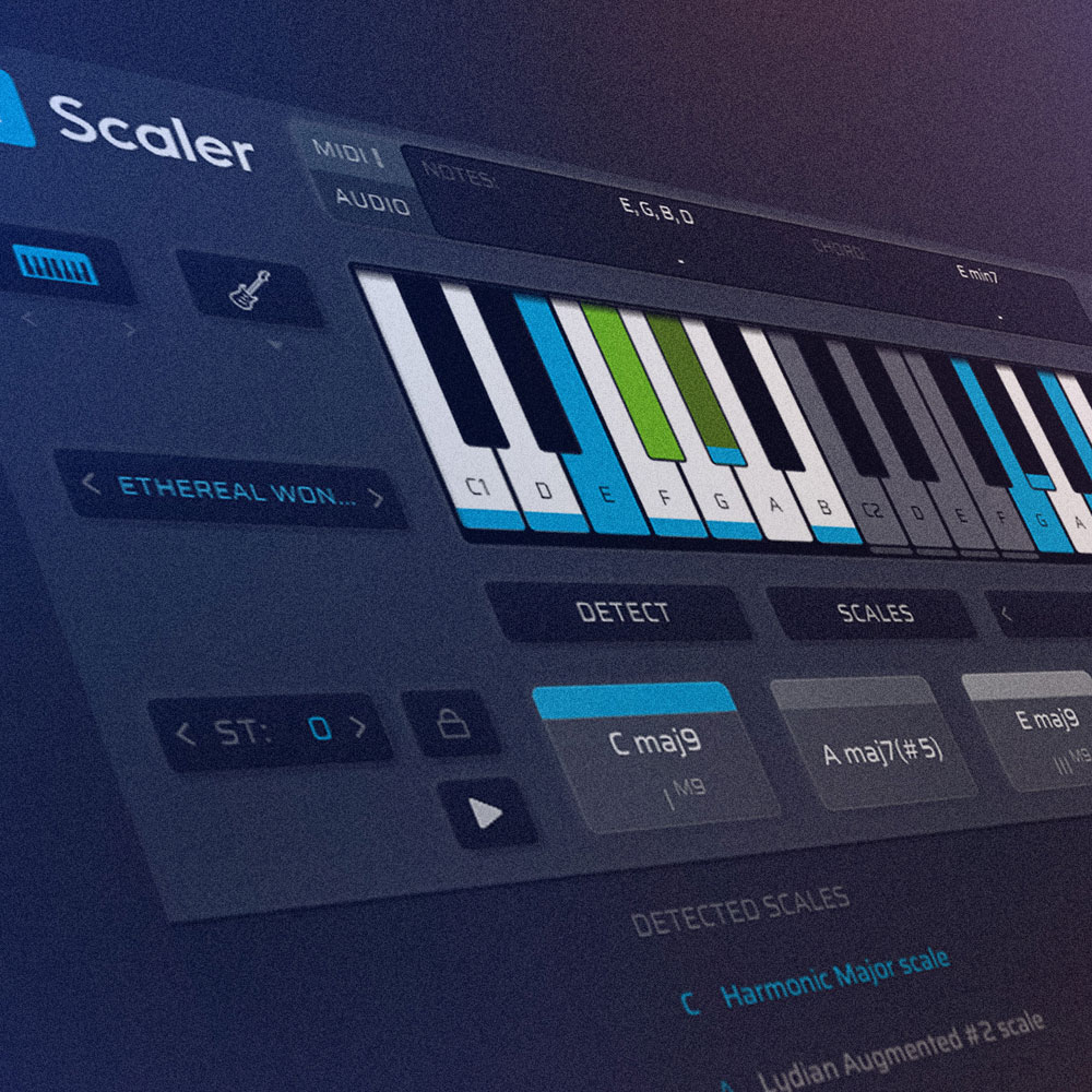 Make Melodies with ease with Scaler 2