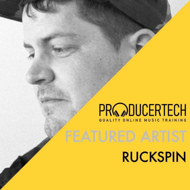 Featured Artist: Ruckspin