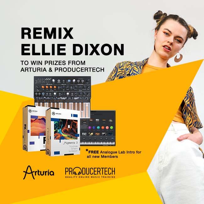 Ellie Dixon Remix Competition