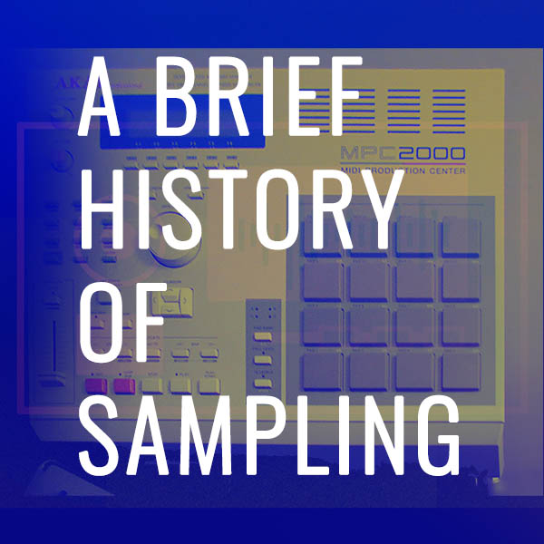 A brief history of sampling in music