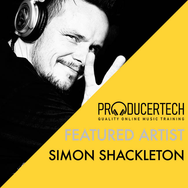 Featured Artist: Simon Shackleton
