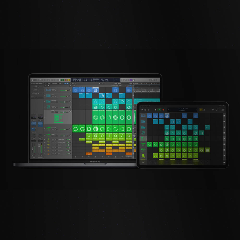 What's new in Logic Pro X 10.5?